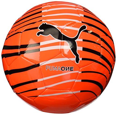 Puma Ball One Wave, Color Naranja, 10 Oz