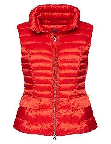 Donna Marc Gilet Rot 272 Sportivo Essentials Cain scarlet HqgwqTRx