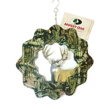 Mossy Oak® Mule Deer Wind Spinner