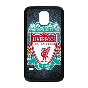 Samsung Galaxy S5 I9600 Phone Cases Black Liverpool Logo DFRS6122773
