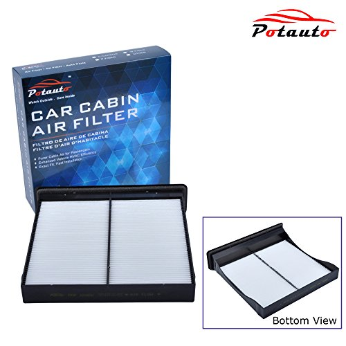 POTAUTO MAP 1036W Cabin Air Filter Replacement compatible with SUBARU FORESTER IMPREZA WRX XV CROSSTREK