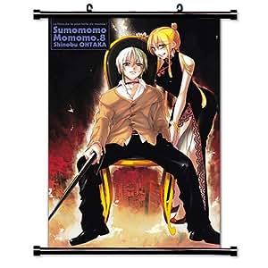 """Sumomomo Momomo Anime Fabric Wall Scroll Poster (32"""" x 48"""") Inches. [WP]-Sumomomo-41 (L)"""