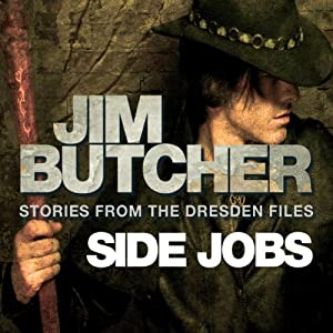 Side Jobs: Stories from the Dresden Files | Livre audio