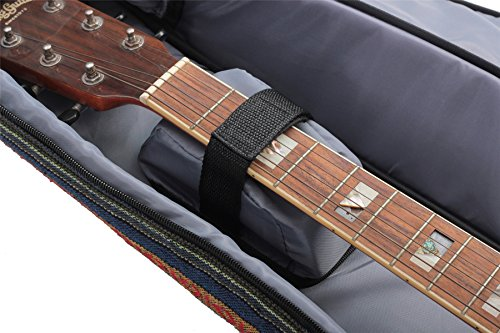 Glenmi Bohemian Acoustic Guitar Case 3
