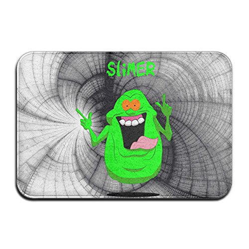 Ghostbusters Slimer Outdoor Mat (How To Make Ghostbuster Costume)