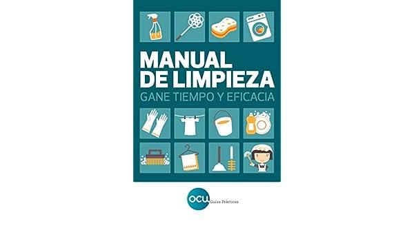 Amazon.com: Manual de limpieza: Gane tiempo y eficacia ...