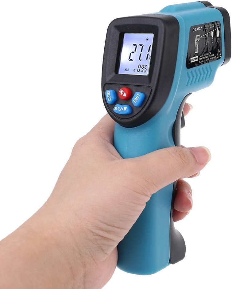 WE-WHLL 50~550 ℃ Termometro Digitale a infrarossi Pirometro GM550 Pistola Industriale per Temperatura