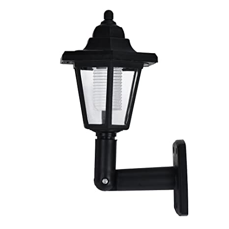 Blueseao Solar Power LED Exterior Wall Light Fixtures ... on lighting for kitchen ideas, lighting for staircase ideas, lighting for deck ideas, lighting for living room ideas, lighting for bedroom ideas, lighting for basement ideas,