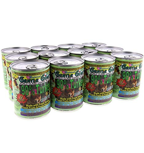 Gentle Giants All Natural Dog Food, 12 Pack -...
