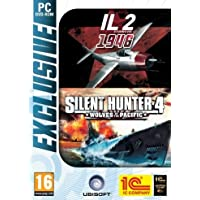 IL2 Sturmovik 1946: Silent Hunter 4 Wolves of the Pacific (PC)