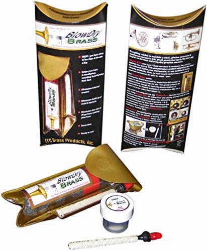 BlowDry Brass Piston & Rotary Valve Brass Maintenance - Pistons Custom