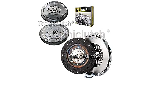 Nationwide 3 Piezas Kit de Embrague y Luk Dmf 7426816605506: Amazon.es: Coche y moto