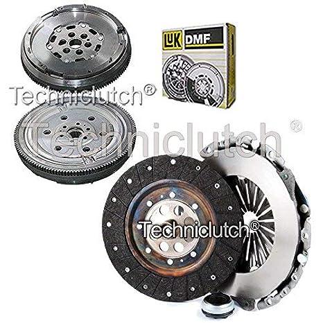 Nationwide 3 Piezas Kit de Embrague y Luk Dmf 7426816605667: Amazon.es: Coche y moto