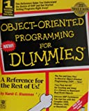 Object-Oriented Programming for Dummies 9781568843322