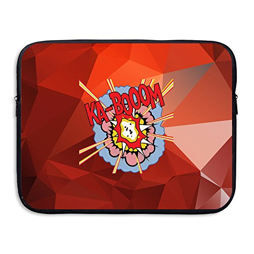 HNN Ka Boom Laptop Sleeves (Aztec Bookmark)