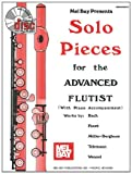 Solo Pieces for the Advanced Flutist, Dona Gilliam Mizzy McCaskill, 0786671025