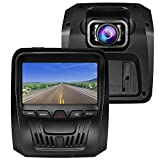 "RegeMoudal 3"" Car Dash Cam Camera DVR FHD 1080P 150°Wide Angle Starlight Night Vision IPS Screen Driving Recorder Loop Recording G-Sensor Motion Detection Parking Monitoring UL Battery Certificate Review"