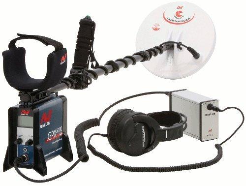 GPX 5000 Detector de metales MINELAB 2 bobinas - 11