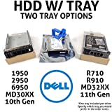 450GB 15K 3Gbps 3.5 SAS Hard Drive with 3.5 R-Series Tray Dell FM501 Seagate ST3450856SS