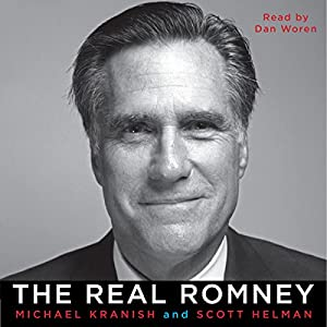 The Real Romney Audiobook
