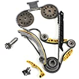"TK5090BSK Brand New (148 LINKS) Timing Chain Kit w/Latest (Updated) Style Tensioner + Balance Shaft Set ""DOHC"" Ecotec Engine ""Z22SE L61 L42 LSJ LNF"