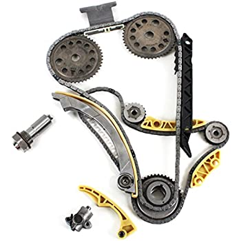 amazon com cloyes 9 4201s multi piece timing kit automotive 2011 chevy equinox engine tk5090bsk brand new (148 links) timing chain kit w latest (updated) style tensioner balance shaft set \