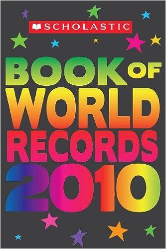 ''IBOOK'' Book Of World Records 2009 Scholastic. Steve Karma nombre etusivu Serie nubes presente standard