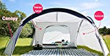 13 x 13 Ft Canopy Sun Shade Shelter with 4 Person Inner Tent & Side Wall For Yard Party Picnic Camping Garden (Canopy + Inner tent + Sunwall) Review