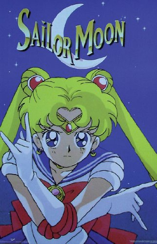 POSTER STOP ONLINE Sailor Moon - TV Show Poster (Sailor Moon) (Size: 27