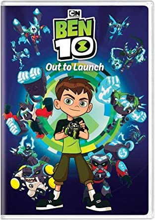 Amazon com: Cartoon Network: Ben 10: Out to Launch (DVD