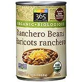 365 Everyday Value Organic Ranchero Beans, 13.8 oz
