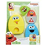 Sesame Street Playskool Friends Elmo's Stack & Nest Friends