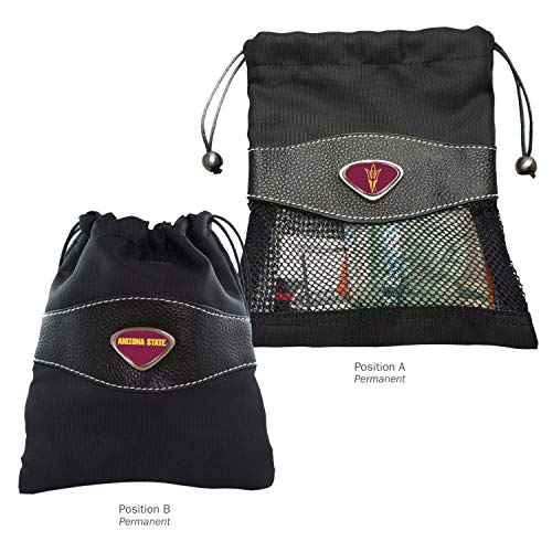 AdSpec Arizona State University Valuables Bag