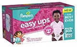 Pampers Easy Ups Training Underwear for Girls, Dora the Explorer (4T-5T, 112-Pack)