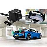AGPtek-New-WIFI-in-Car-Backup-Rear-View-Reversing-Camera-13-Cmos-Cam-For-Andriod-IOS-Device