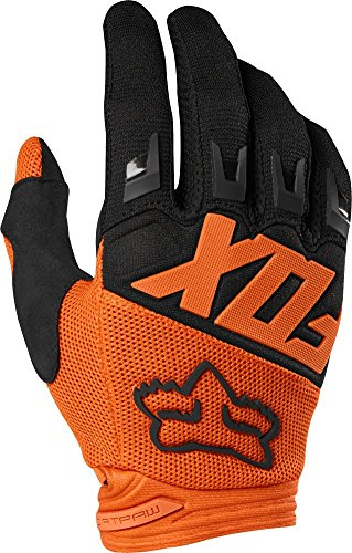 2019 Fox Racing Youth Dirtpaw Race Gloves-Orange-YL