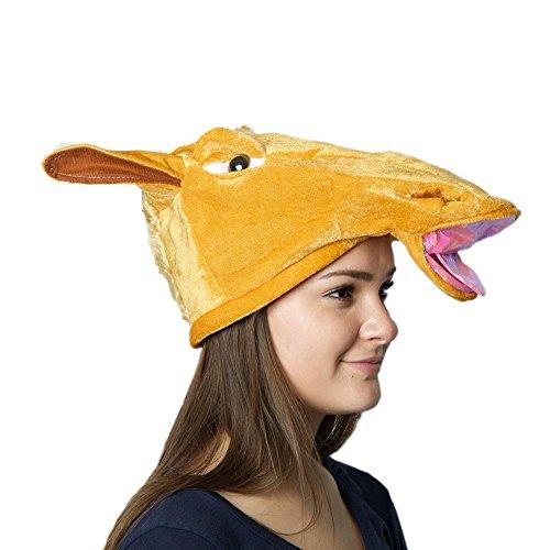 Horse Head Hat (Jacobson Hat Co. Inc. 24669J Horse Head Hat Adult)