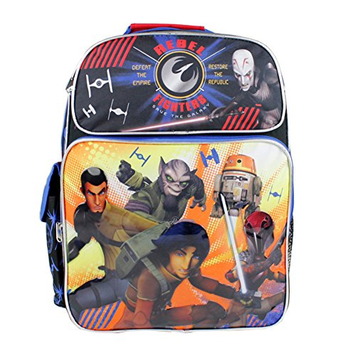 (Ruz Star Wars Rebels Save The Galaxy Backpack Bag - Not Machine Specific)