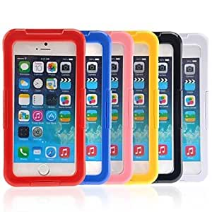 ZXSPACE Premium Waterproof Shockproof Dirt Snow Proof Durable Case/Cover for iPhone 6 (4.7 inch) , White