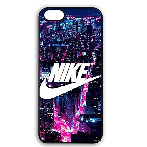 Night Urban Design Nike Phone Case Cover for Coque iphone 7 Just Do It Luxury Design,Cas De Téléphone