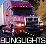 07 freightliner century part - Freightliner Century Halo Fog Lamps Angel Eye Driving Lights Foglamps Foglights