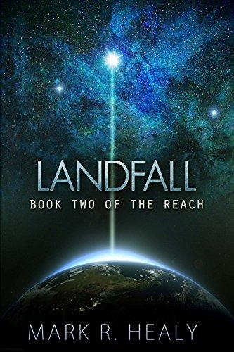 Landfall (The Reach, Book 2) by [Healy, Mark R.]