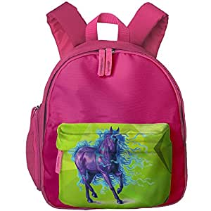 Vector Steed Little Boys Sturdy And Durable School Bag
