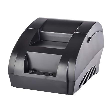 OXHARY 58mm Impresora térmica de Recibos 58mm Impresora ...