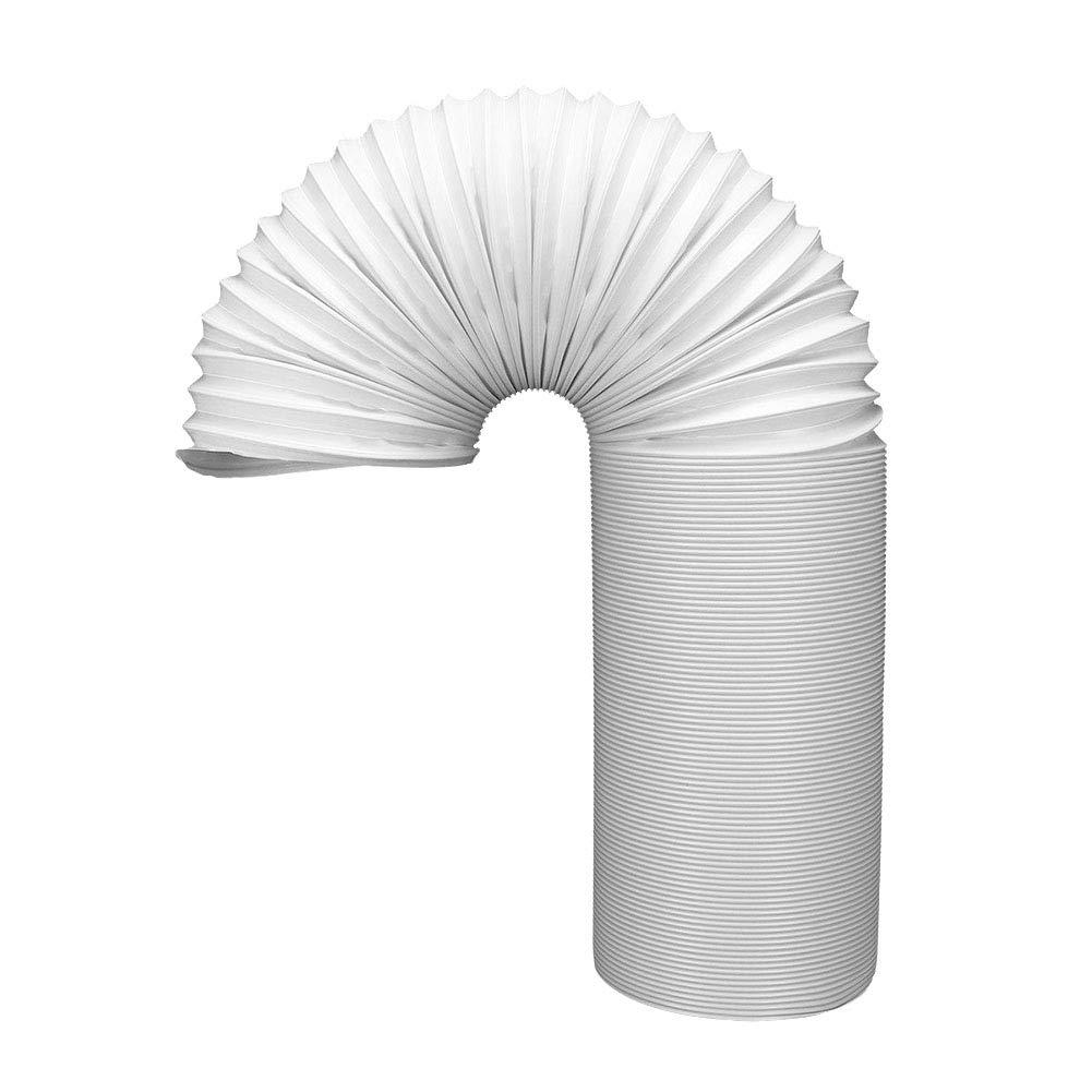 Climatiseur Pi/èce Accessoires Tuyau d/échappement Interface Tuyau ABS Blanc 1 Voir image