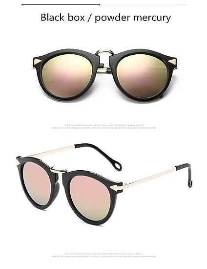 TYJYY Sunglasses Espejo Adulto Goggle Nueva Marca Gafas De ...