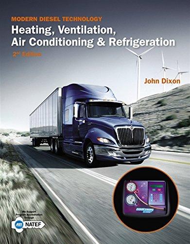 Diesel Cooling - Modern Diesel Technology: Heating, Ventilation, Air Conditioning & Refrigeration