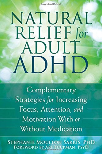 Natural Relief Adult ADHD Complementary product image