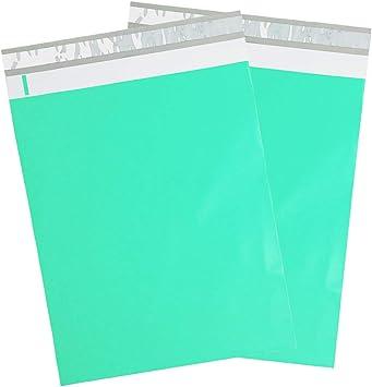 1000-10x13 Teal w// Pink ArrowsDesigner Poly MailersClothing Shipping Bag