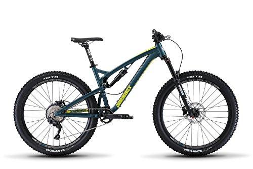 "Diamondback Bicycles Release 1 Full Suspension Mountain Bike, Blue, 19""/Large"